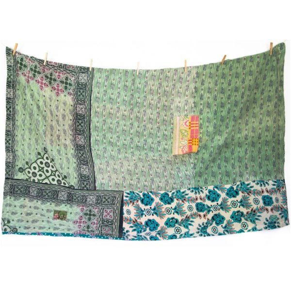 Kantha Full Fuzz – Green Tea  1