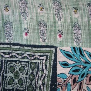 Kantha Full Fuzz – Green Tea  2