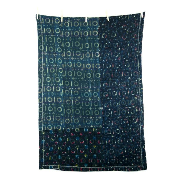 Kantha Mini Fuzz – Lights Out 1