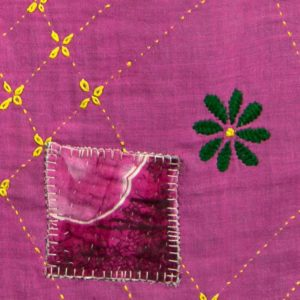Kantha Mini Fuzz – Needle Point II 2