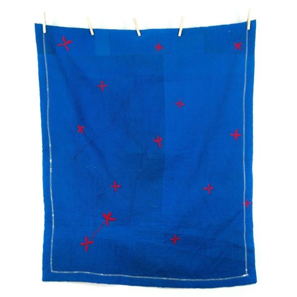 Kantha Mini Fuzz – Royal 1