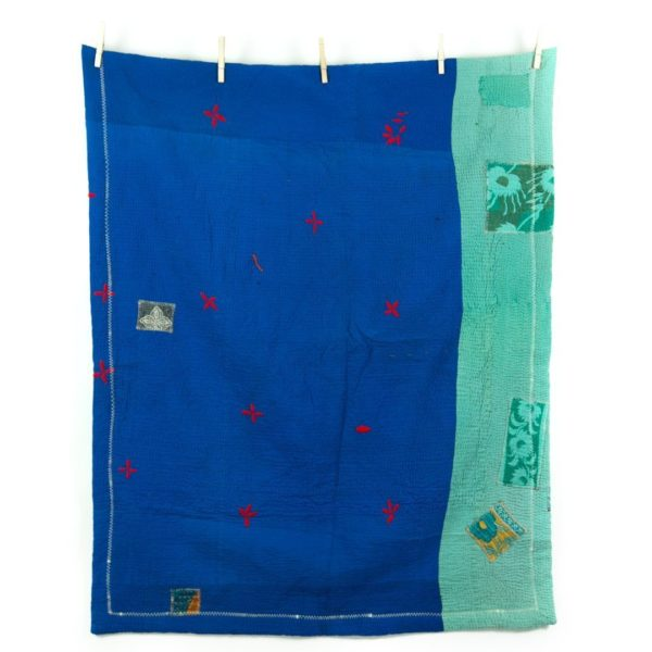 Kantha Mini Fuzz – Royal II 1